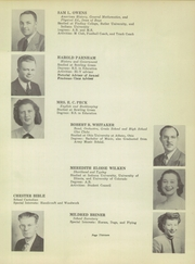 Page 17, 1947 Edition, Montpelier High School - Mirror Yearbook (Montpelier, OH) online yearbook collection