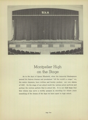 Page 6, 1947 Edition, Montpelier High School - Mirror Yearbook (Montpelier, OH) online yearbook collection