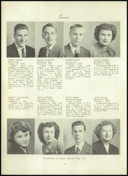 Page 14, 1951 Edition, Montpelier High School - Mirror Yearbook (Montpelier, OH) online yearbook collection