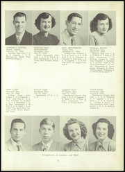 Page 15, 1951 Edition, Montpelier High School - Mirror Yearbook (Montpelier, OH) online yearbook collection
