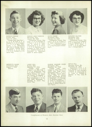 Page 16, 1951 Edition, Montpelier High School - Mirror Yearbook (Montpelier, OH) online yearbook collection