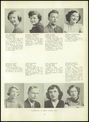 Page 17, 1951 Edition, Montpelier High School - Mirror Yearbook (Montpelier, OH) online yearbook collection