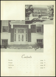 Page 7, 1951 Edition, Montpelier High School - Mirror Yearbook (Montpelier, OH) online yearbook collection