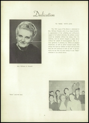 Page 8, 1951 Edition, Montpelier High School - Mirror Yearbook (Montpelier, OH) online yearbook collection
