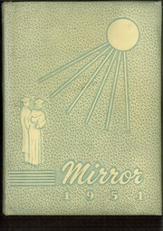 Page 1, 1954 Edition, Montpelier High School - Mirror Yearbook (Montpelier, OH) online yearbook collection