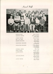 Page 11, 1954 Edition, Montpelier High School - Mirror Yearbook (Montpelier, OH) online yearbook collection