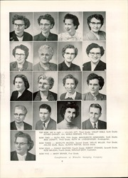 Page 13, 1954 Edition, Montpelier High School - Mirror Yearbook (Montpelier, OH) online yearbook collection
