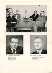 Page 9, 1954 Edition, Montpelier High School - Mirror Yearbook (Montpelier, OH) online yearbook collection