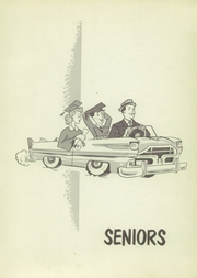 Page 7, 1957 Edition, Montpelier High School - Mirror Yearbook (Montpelier, OH) online yearbook collection