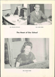 Page 13, 1960 Edition, Montpelier High School - Mirror Yearbook (Montpelier, OH) online yearbook collection
