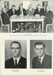 Page 10, 1964 Edition, Montpelier High School - Mirror Yearbook (Montpelier, OH) online yearbook collection