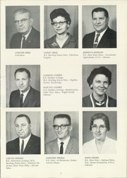 Page 11, 1964 Edition, Montpelier High School - Mirror Yearbook (Montpelier, OH) online yearbook collection