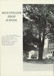Page 6, 1964 Edition, Montpelier High School - Mirror Yearbook (Montpelier, OH) online yearbook collection