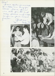 Page 14, 1972 Edition, Montpelier High School - Mirror Yearbook (Montpelier, OH) online yearbook collection