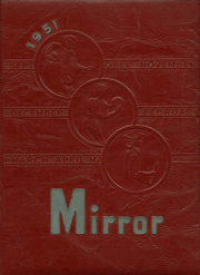 Fredericktown High School - Mirror Yearbook (Fredericktown, OH) online yearbook collection, 1951 Edition, Page 1