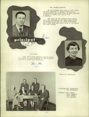 Page 10, 1953 Edition, Fredericktown High School - Mirror Yearbook (Fredericktown, OH) online yearbook collection