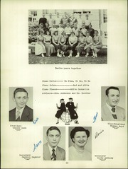 Page 14, 1953 Edition, Fredericktown High School - Mirror Yearbook (Fredericktown, OH) online yearbook collection