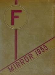 Fredericktown High School - Mirror Yearbook (Fredericktown, OH) online yearbook collection, 1955 Edition, Page 1