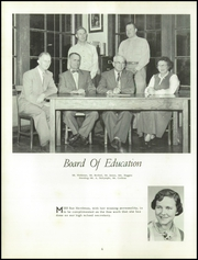 Page 10, 1955 Edition, Fredericktown High School - Mirror Yearbook (Fredericktown, OH) online yearbook collection