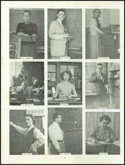 Page 12, 1955 Edition, Fredericktown High School - Mirror Yearbook (Fredericktown, OH) online yearbook collection