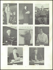 Page 13, 1955 Edition, Fredericktown High School - Mirror Yearbook (Fredericktown, OH) online yearbook collection