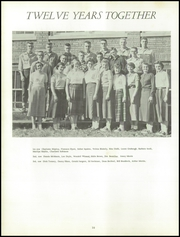 Page 14, 1955 Edition, Fredericktown High School - Mirror Yearbook (Fredericktown, OH) online yearbook collection