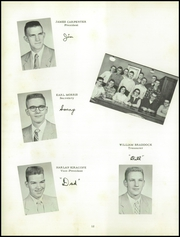Page 16, 1955 Edition, Fredericktown High School - Mirror Yearbook (Fredericktown, OH) online yearbook collection