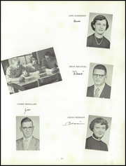 Page 17, 1955 Edition, Fredericktown High School - Mirror Yearbook (Fredericktown, OH) online yearbook collection