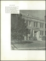 Page 6, 1955 Edition, Fredericktown High School - Mirror Yearbook (Fredericktown, OH) online yearbook collection