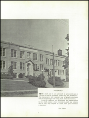 Page 7, 1955 Edition, Fredericktown High School - Mirror Yearbook (Fredericktown, OH) online yearbook collection