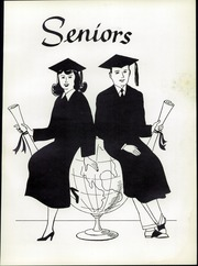 Page 15, 1956 Edition, Fredericktown High School - Mirror Yearbook (Fredericktown, OH) online yearbook collection