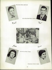 Page 16, 1956 Edition, Fredericktown High School - Mirror Yearbook (Fredericktown, OH) online yearbook collection