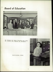 Page 8, 1956 Edition, Fredericktown High School - Mirror Yearbook (Fredericktown, OH) online yearbook collection