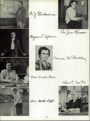 Page 14, 1957 Edition, Fredericktown High School - Mirror Yearbook (Fredericktown, OH) online yearbook collection
