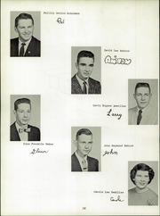 Page 16, 1957 Edition, Fredericktown High School - Mirror Yearbook (Fredericktown, OH) online yearbook collection