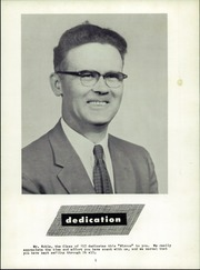 Page 5, 1957 Edition, Fredericktown High School - Mirror Yearbook (Fredericktown, OH) online yearbook collection