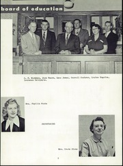 Page 9, 1957 Edition, Fredericktown High School - Mirror Yearbook (Fredericktown, OH) online yearbook collection