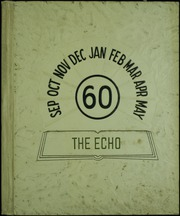 1960 Edition, Black River High School - Echo Yearbook (Sullivan, OH)