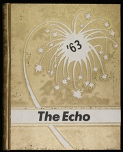 1963 Edition, Black River High School - Echo Yearbook (Sullivan, OH)