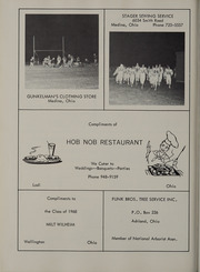 Page 166, 1968 Edition, Black River High School - Echo Yearbook (Sullivan, OH) online yearbook collection