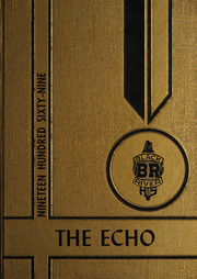1969 Edition, Black River High School - Echo Yearbook (Sullivan, OH)