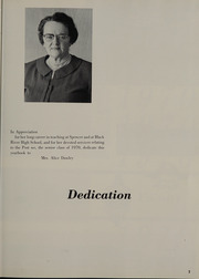 Page 7, 1970 Edition, Black River High School - Echo Yearbook (Sullivan, OH) online yearbook collection