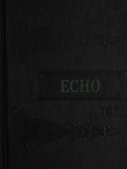 1971 Edition, Black River High School - Echo Yearbook (Sullivan, OH)