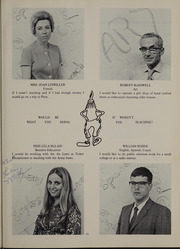 Page 15, 1971 Edition, Black River High School - Echo Yearbook (Sullivan, OH) online yearbook collection