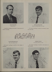 Page 17, 1971 Edition, Black River High School - Echo Yearbook (Sullivan, OH) online yearbook collection