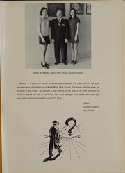 Page 5, 1971 Edition, Black River High School - Echo Yearbook (Sullivan, OH) online yearbook collection