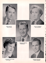 Page 12, 1954 Edition, Jackson Milton High School - Echo Yearbook (North Jackson, OH) online yearbook collection