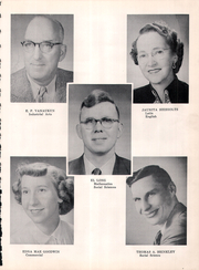 Page 13, 1954 Edition, Jackson Milton High School - Echo Yearbook (North Jackson, OH) online yearbook collection