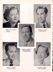 Page 14, 1954 Edition, Jackson Milton High School - Echo Yearbook (North Jackson, OH) online yearbook collection