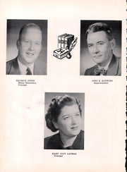 Page 8, 1954 Edition, Jackson Milton High School - Echo Yearbook (North Jackson, OH) online yearbook collection